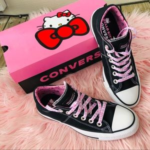 Converse Hello Kitty Limited Edition Sneakers